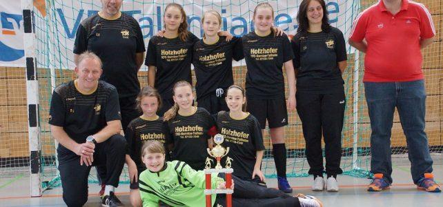 D-Juniorinnen holen den VR-Cup nach Talheim