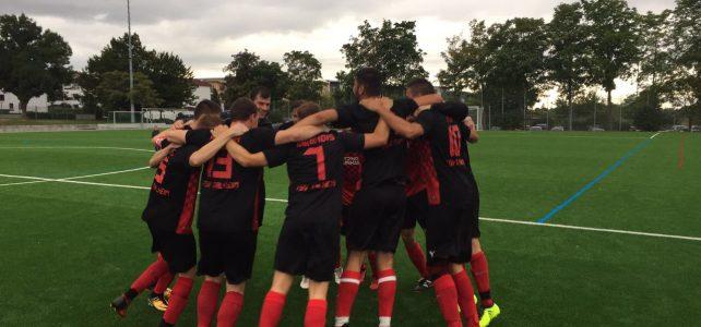 Herren1: Hinrundenrückblick: Der TSV belegt nach einer erfolgreichen ersten Saisonhälfte Platz 2 und wahrt die Chance auf die Meisterschaft