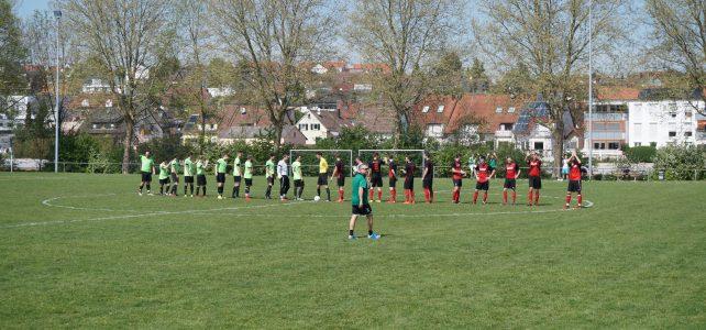 Herren1: SC Ilsfeld II – TSV Talheim 1:4: Erste Halbzeit pfui, Zweite Halbzeit hui