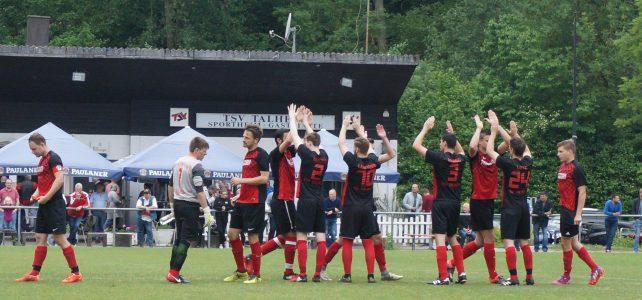 Herren1: TSV Talheim – SC Abstatt 0:1: Tabellenführung verloren