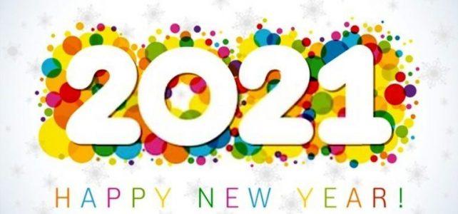 Abteilung Fußball: Aktive Herren: Happy New Year 2021